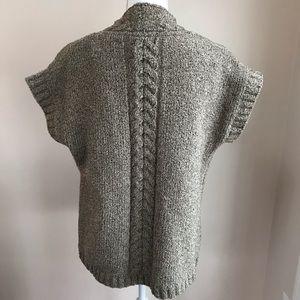 marina luna Sweaters - Marina Luna crop soft cardigan sage green size L